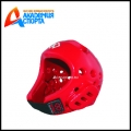 Защита головы (шлем) Extra Khan New красный