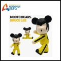 MOOTO BEARS Bruce Lee
