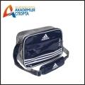 Сумка спортивная Sports Carry Bag Judo S сине-серебристо-белая adiACC110CS2S-J