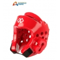 Защита головы (шлем) Extra Khan красный