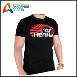 Kenka Футболка с логотипом, цвет черный