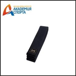 Пояс черный с надписью Authentic KPNP