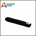 Пояс для тхэквондо Regular Master Black Belt черный adiTBB04
